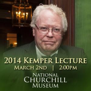 2014 Kemper Lecture Paul Reid