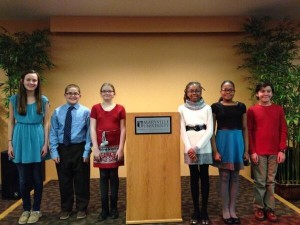 Winston Churchill Student Speech Competition