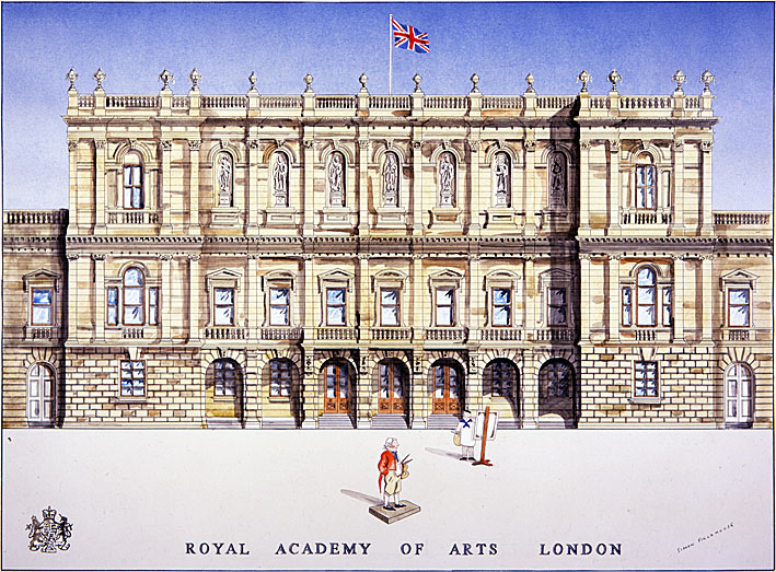 Royal Academician, Royal Academy of Arts