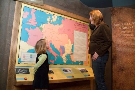 National Winston Churchill Museum School Programs for Teachers