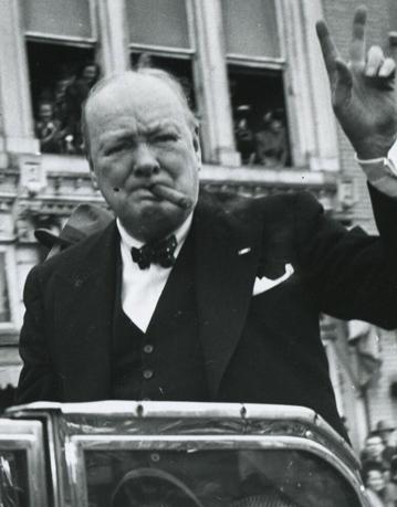 Winston Churchill - Leadership Profile - LeadershipGeeks.com